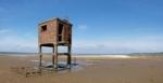 WW2 Watch Tower, Llanrhidian Marsh