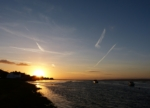 Penclawdd Sunset