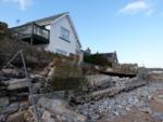Port Eynon Storm Damage