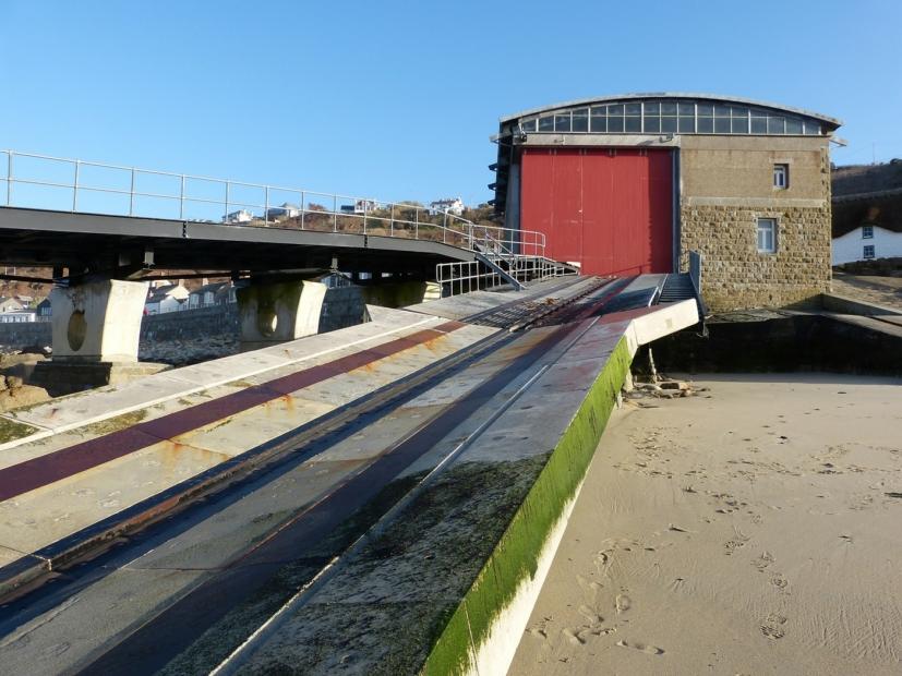 RNLI Lifeboat Station, Sennen Cove