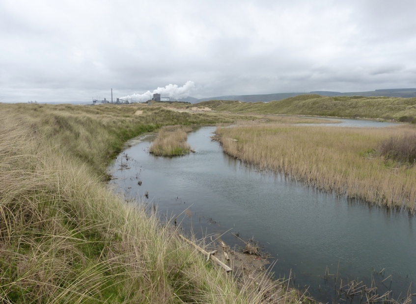 Kenfig Rivermouth