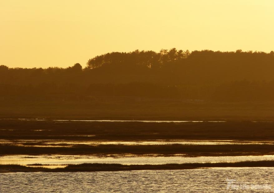 Burry Port sunset