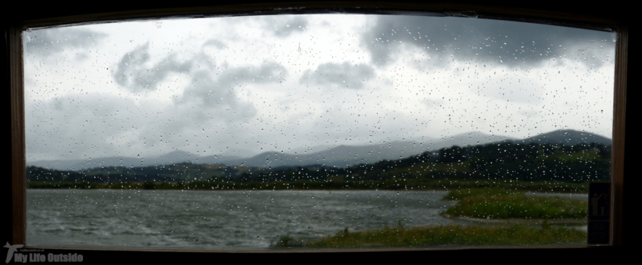 View From the Hide, RSPB Conwy