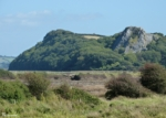 Cwm Ivy Marsh seawall breach