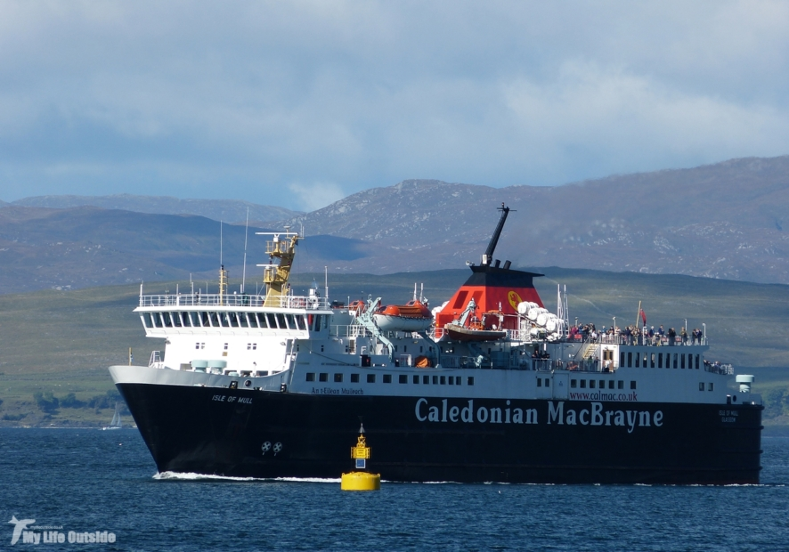 MV Isle of Mull, Oban