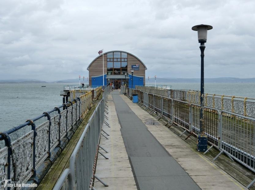Mumbles Pier Lifeboat