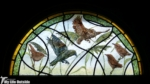 Stained Glass Window, Llangorse Lake