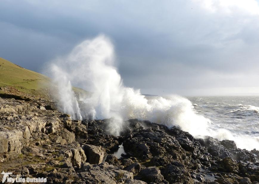 Blowhole, Glamorgan Heritage Coast