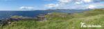 View from Dun Ara, Glengorm