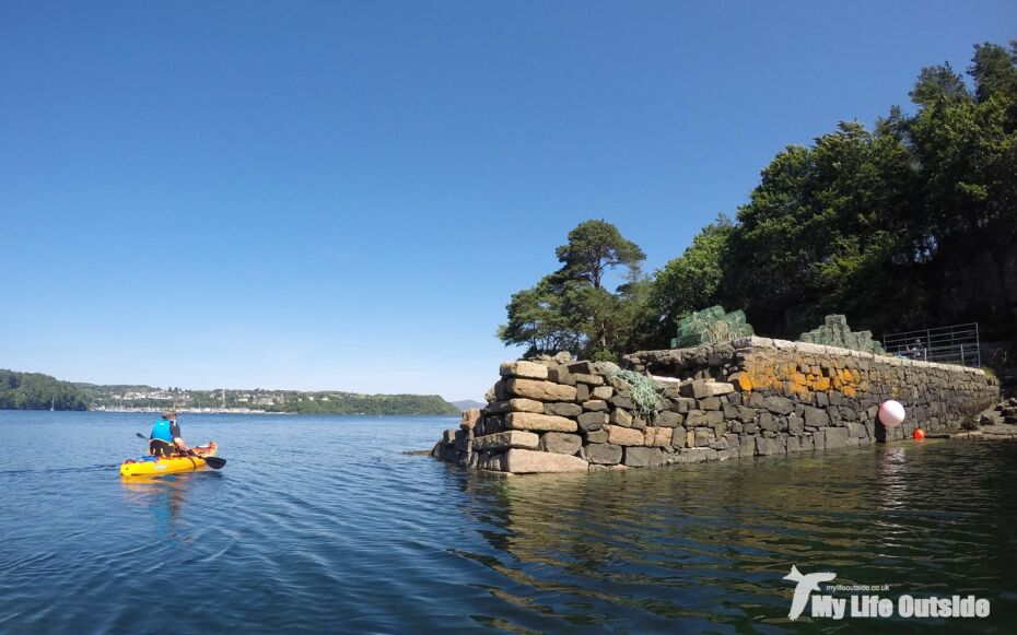 Tobermory Bay by Kayak